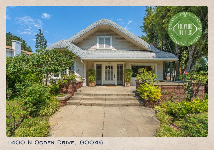1400 N Ogden Drive