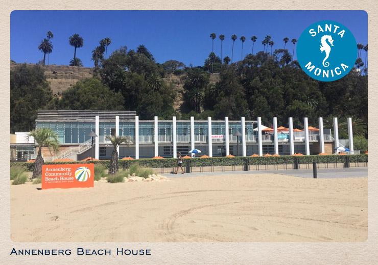 Annenberg Beach House card