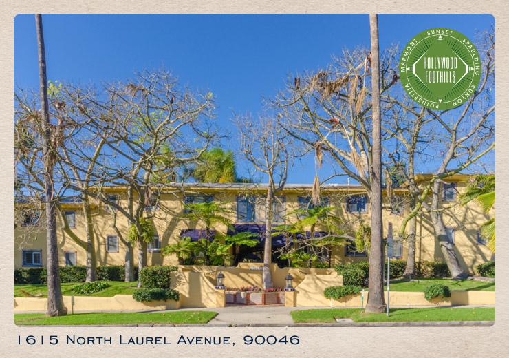 1615 North Laurel Avenue