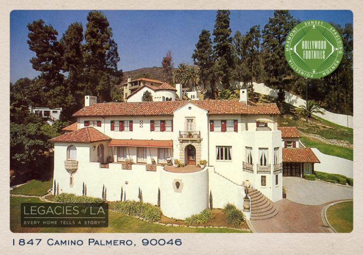1847 Camino Palmero