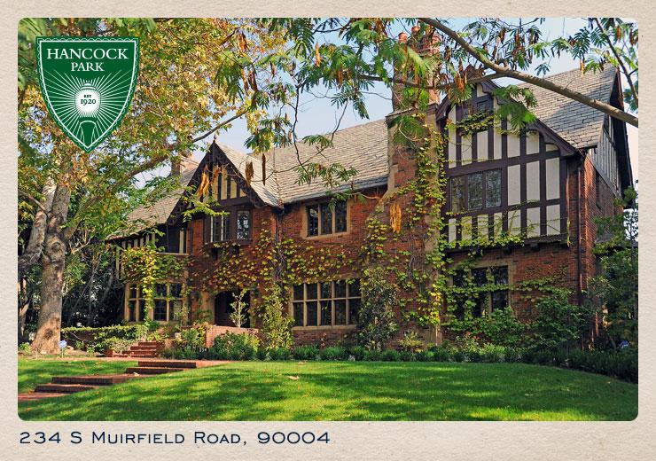 234 S Muirfield postcard