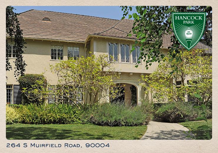 264 S Muirfield postcard