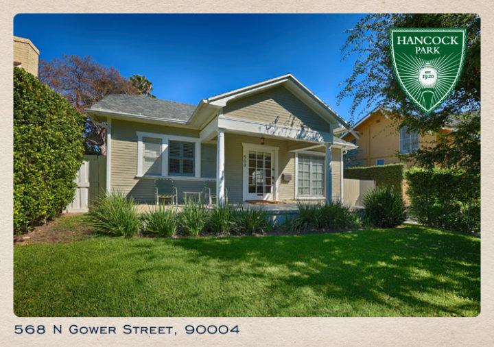 568 North Gower Street