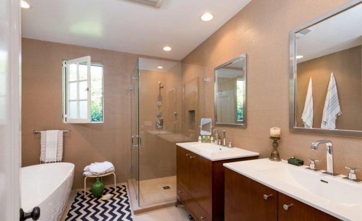 1717 N Ogden Drive Master Bath