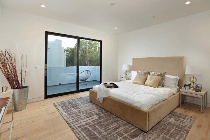 1621 N Fairfax Ave - bedroom 2nd floor