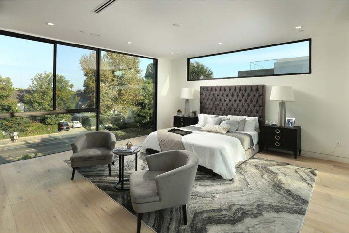 1621 N Fairfax Ave - bedroom veiw