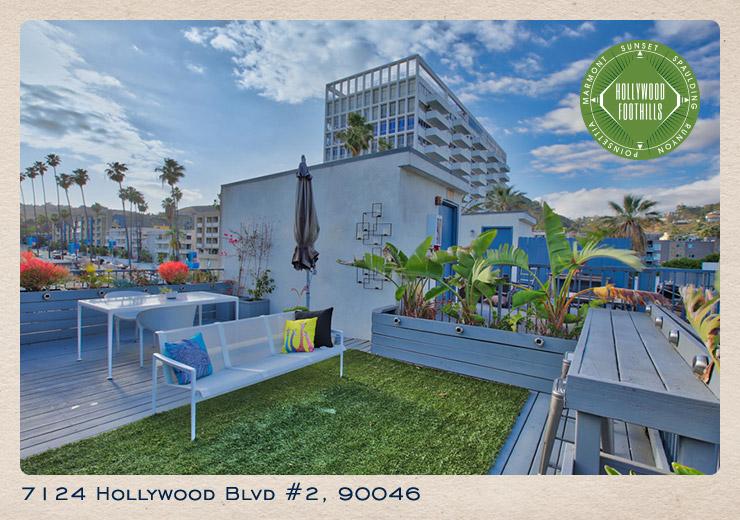 7124 Hollywood Blvd #2