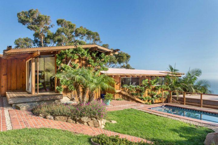 20595 Seaboard Road pool and house